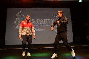 PES PARTY